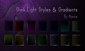 DarkLight Styles and Gradients